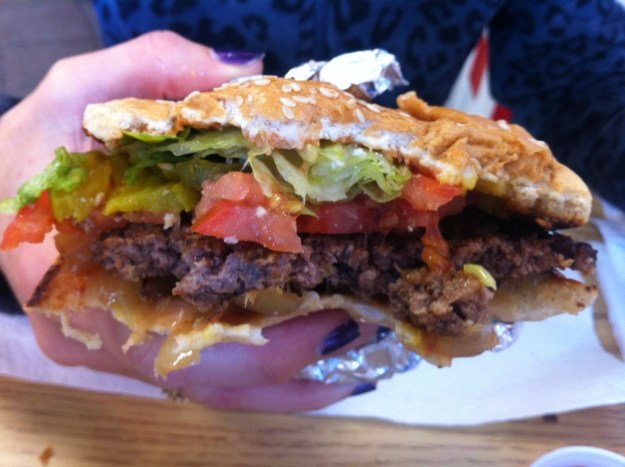 Five Guys Hamburger – © LoveToEatAndTravel.com