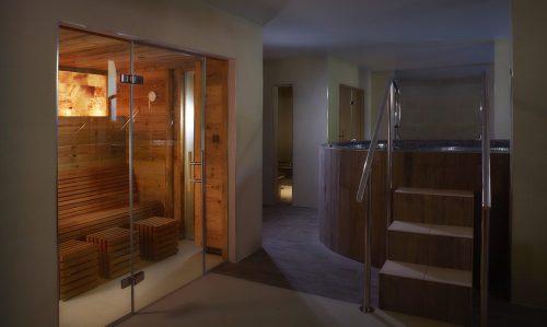 The Royal Crescent Hotel & Spa - Himalayan Salt Sauna © The Royal Crescent Hotel & Spa