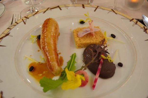 Loiseau des Vignes dessert - Photo Credit: Francoise Brooks