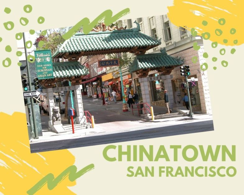 Eating in Chinatown, San Francisco photo © LoveToEatAndTravel.com