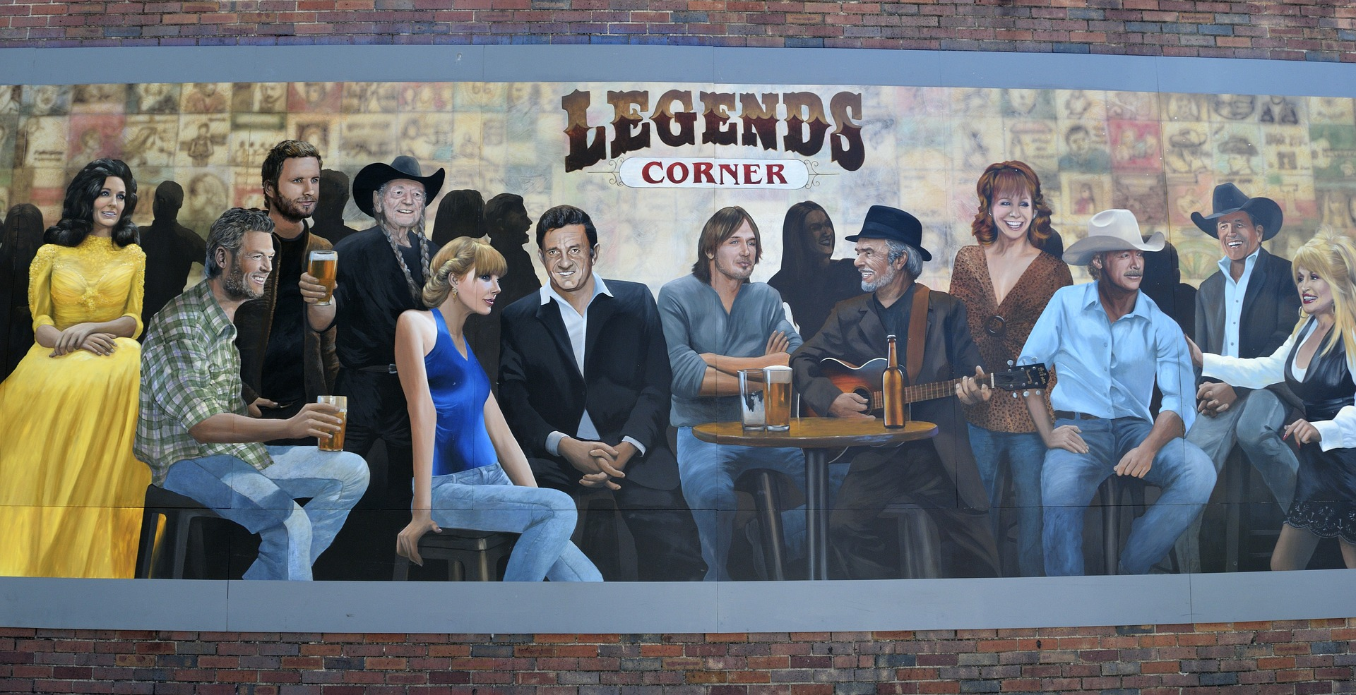 Nashville Country Music Legends, Tennessee