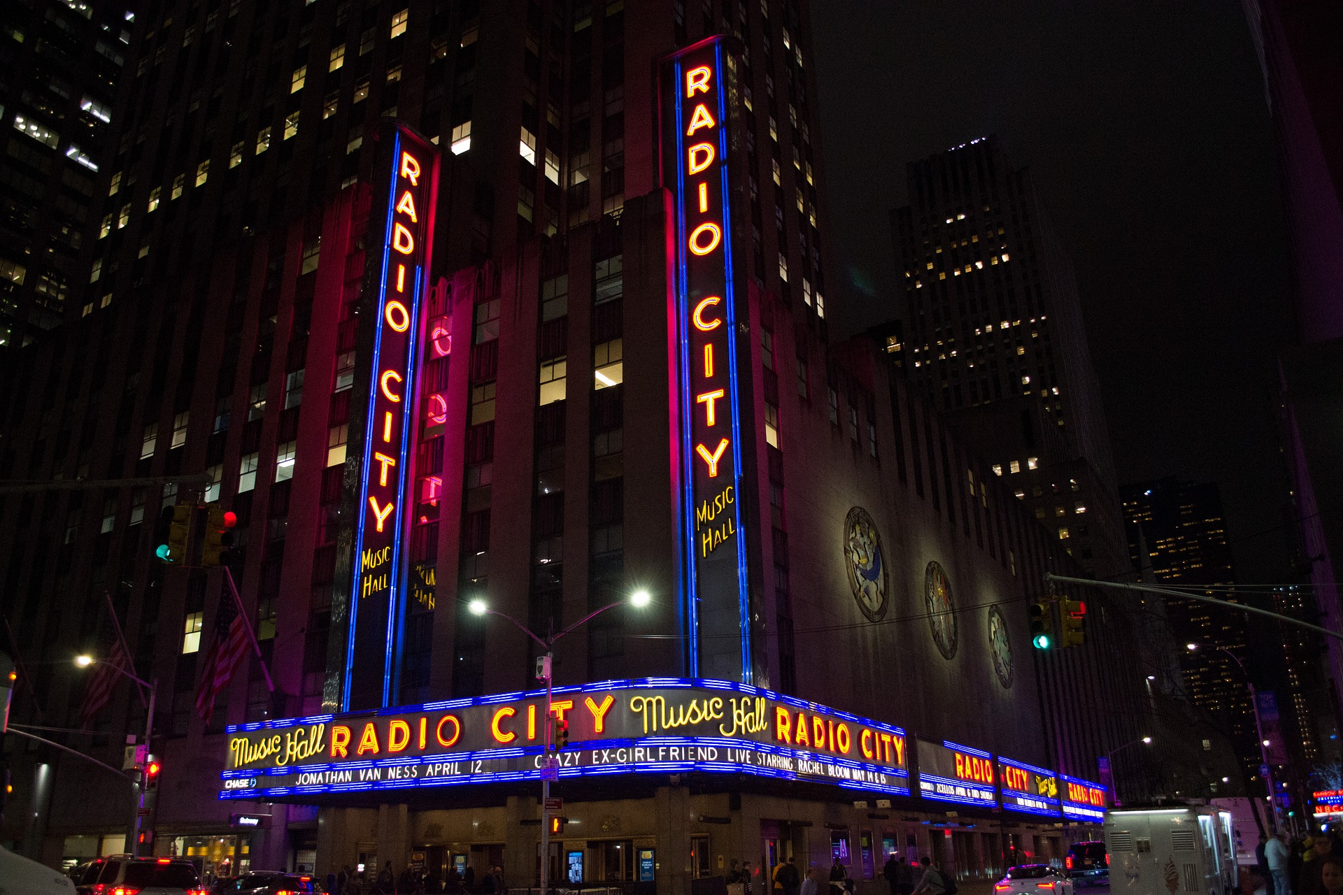 Radio City Music Hall, NY