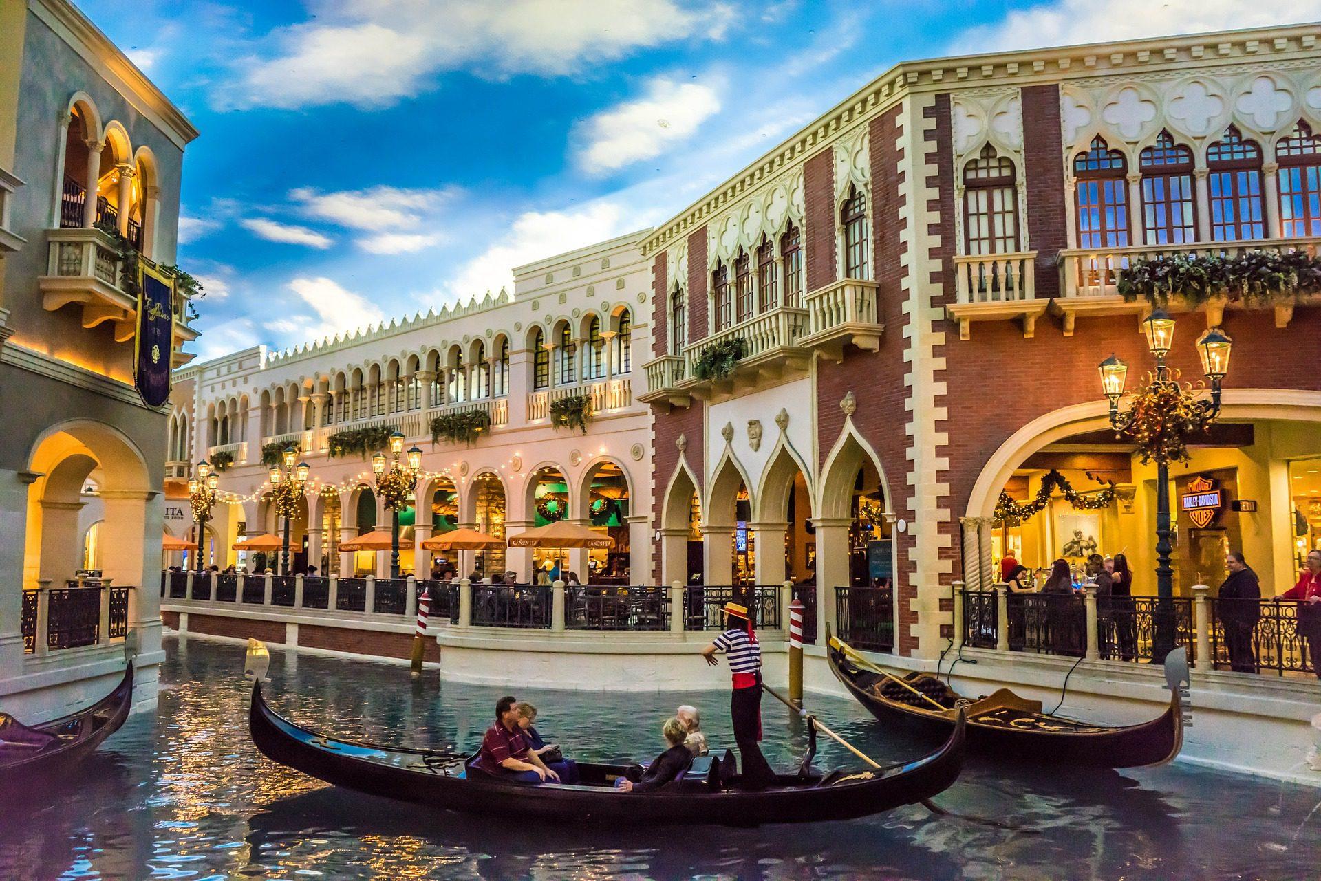 Gondola Rides at The Venetian Resort, Las Vegas