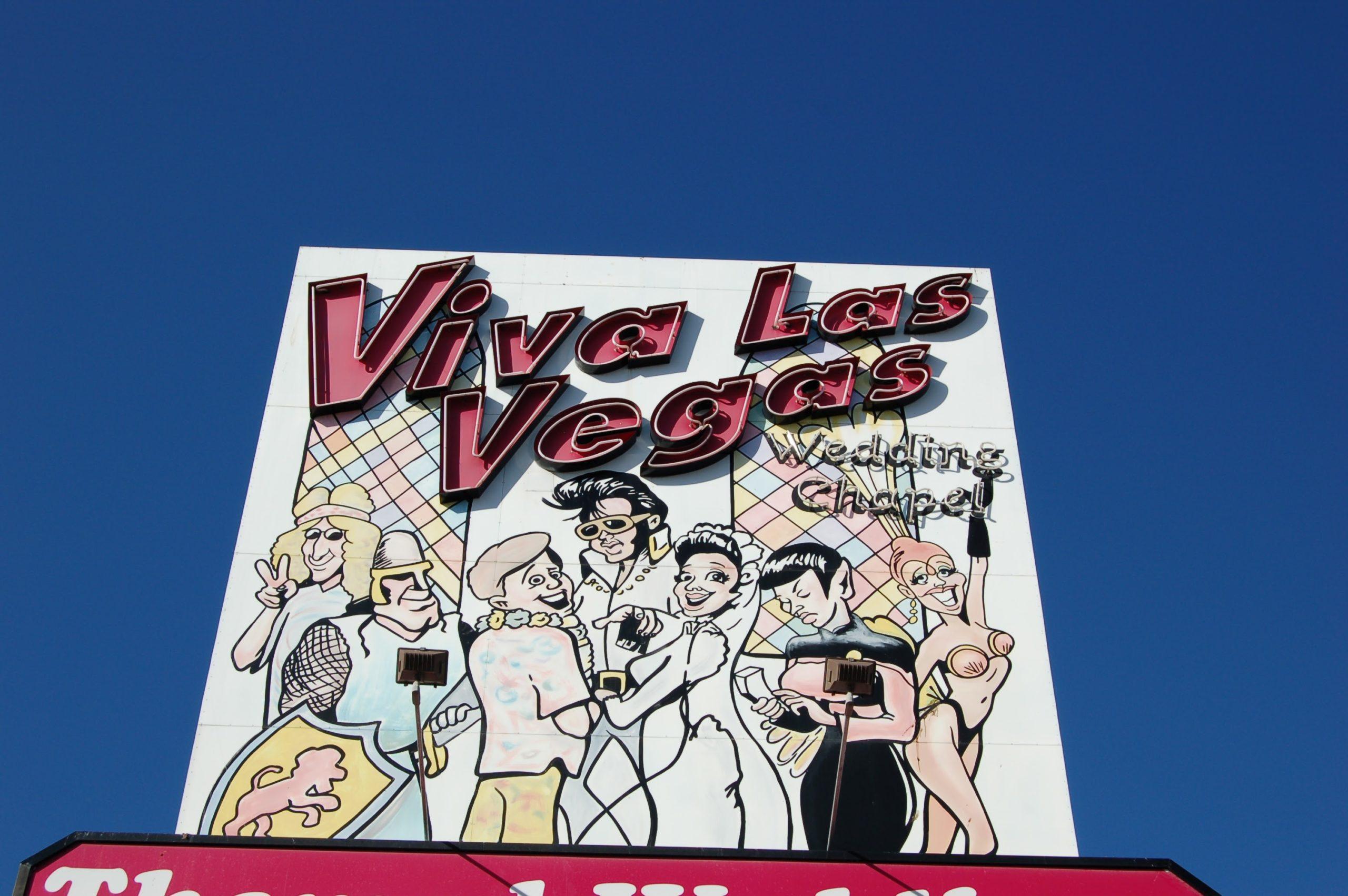 Viva Las Vegas Wedding Chapel, Las Vegas
