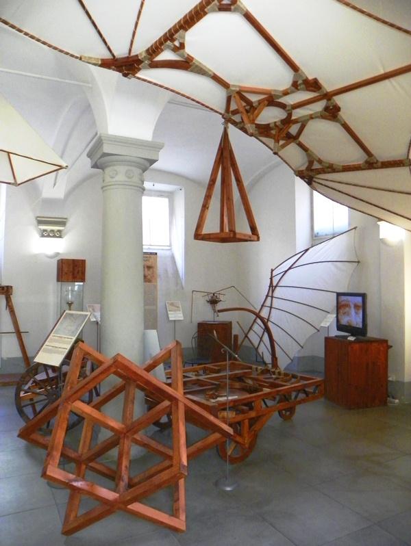 музей Леонардо да Винчи во Флоренции