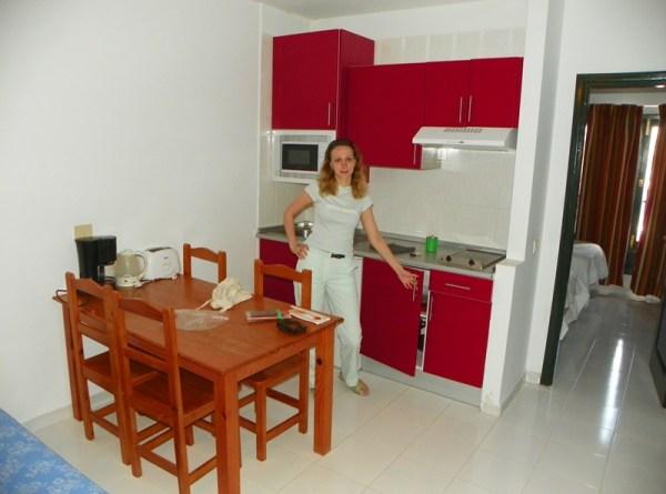"Апартаменты ""Sol Hervideros"", Лансароте, Канарские острова"