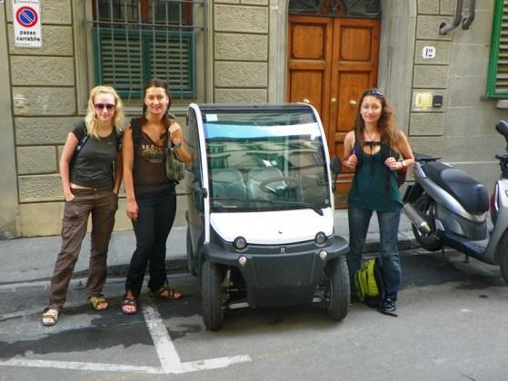 Малолитражки в Италии