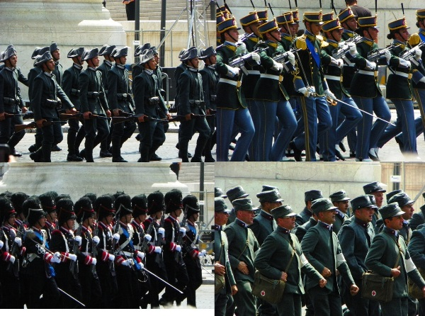 Republic Day in Rome