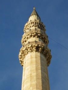Минарет мечети Сулеймание