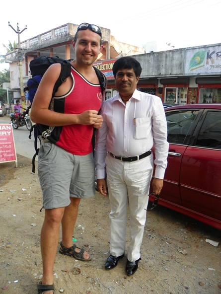 Дневник путешествия по Южной Индии - день 3 - Ченнай, Махабалипурам