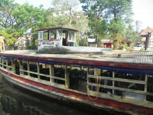 Лодка в Коттаям