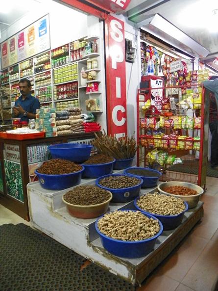 Рынок специй в Кумили