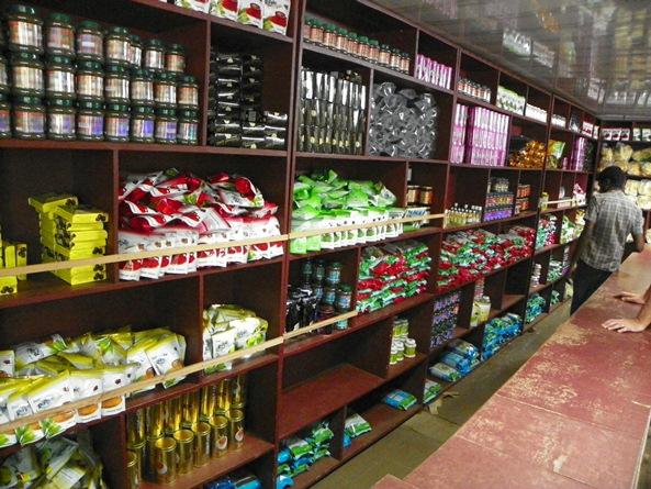 Магазин в музее чая