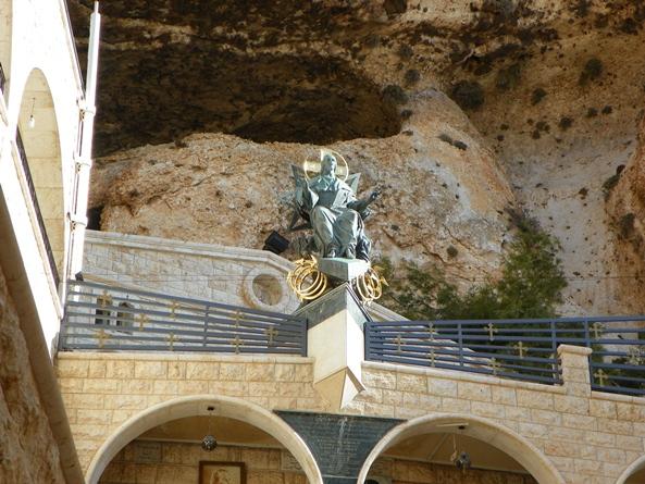 Монастырь Св. Фёклы в Маалюле