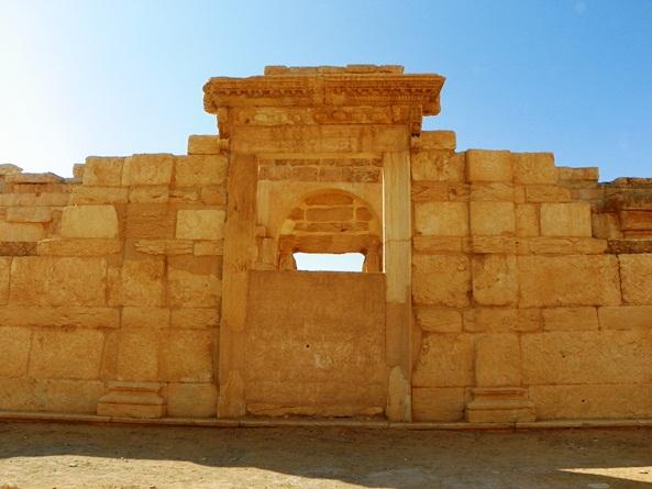 Пальмира. Храм солнца