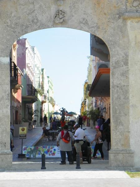 Морские Ворота в Старый город
