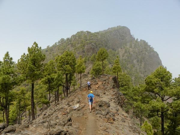 Национальный парк «Taburiente». Ла Пальма