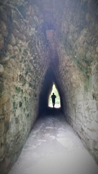 Сводчатый тоннель