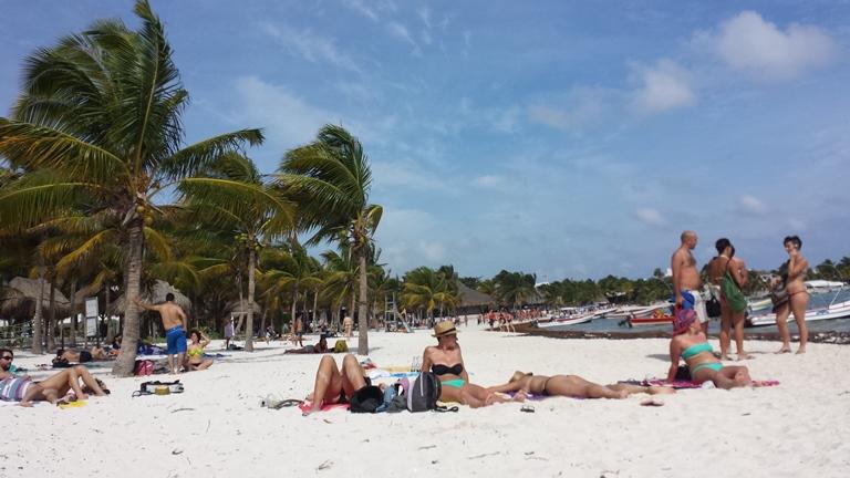 Akumal beach. Mexico