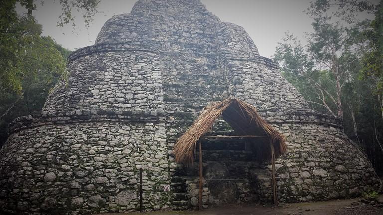 Coba. Mexico
