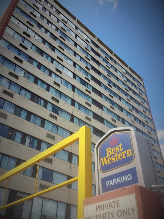 Best Western Suites Calgary Downtown