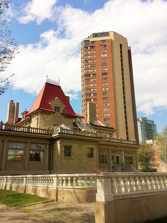 Public Heritage Centre. Calgary