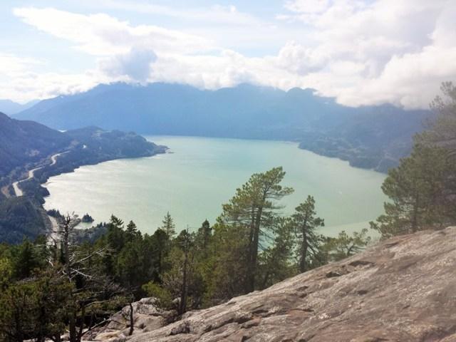 First Peak Trail