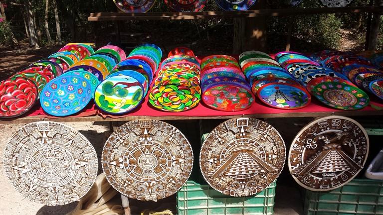 Календари майя и ацтеков. Чичен-Ица