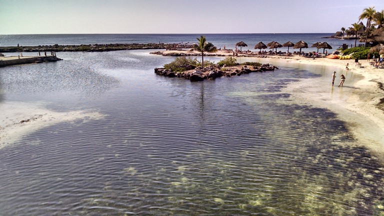 Puerto Aventuras. Mexico