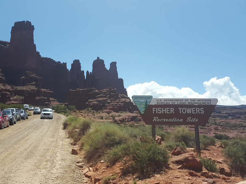 Fisher Towers (4)