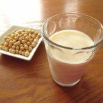豆乳 適量 効能 おすすめ