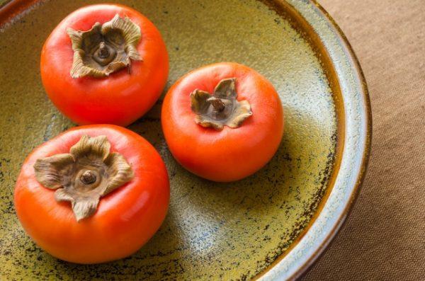 柿 適量 アレルギー 注意点