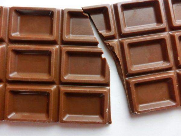 チョコレート 大量 少量