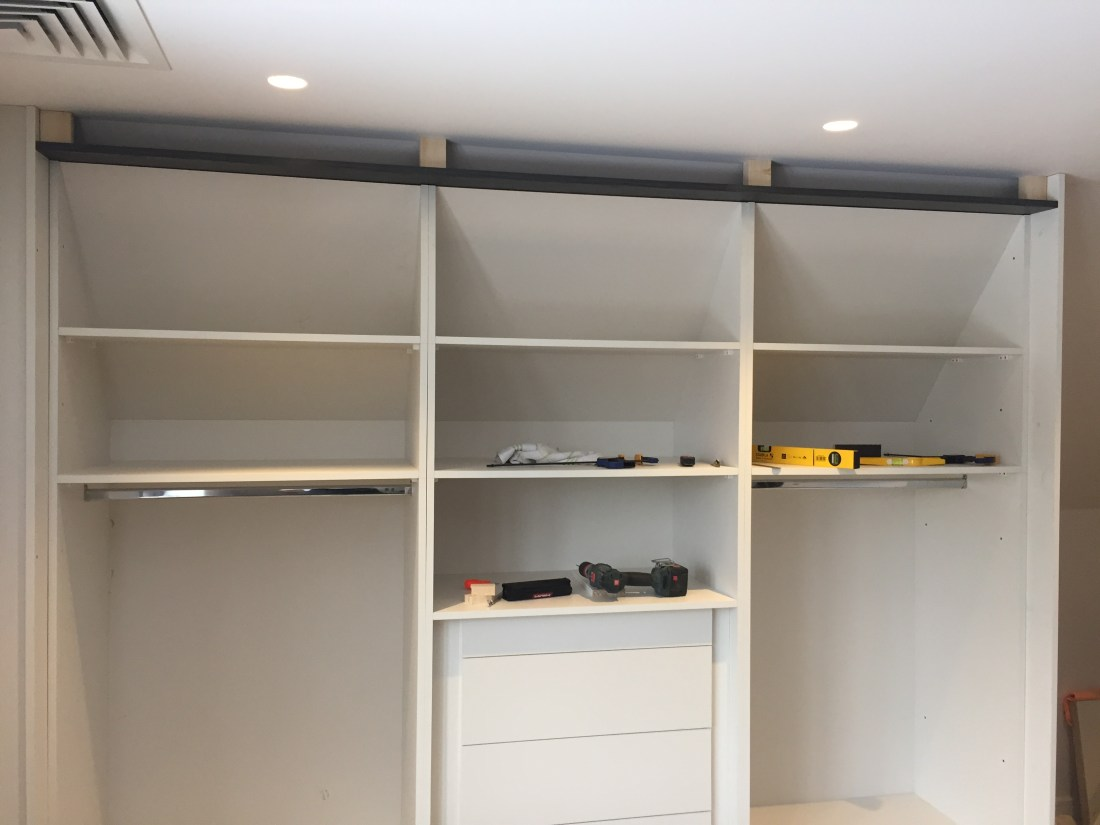 Fitted wardrobe Harrow
