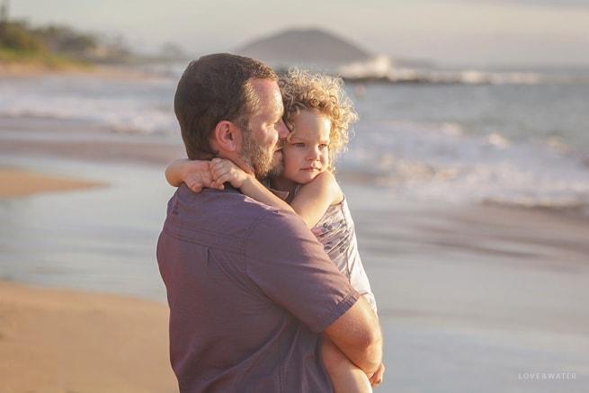 Maui family portrait photography