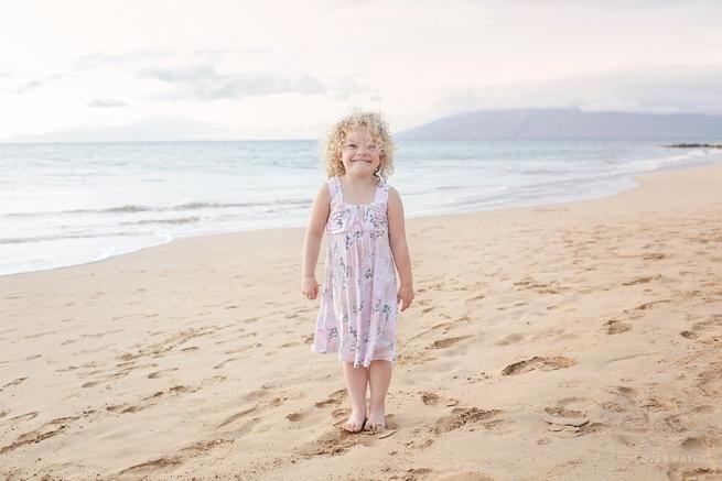 Maui family portrait photography candid www.lovewaterphoto.com