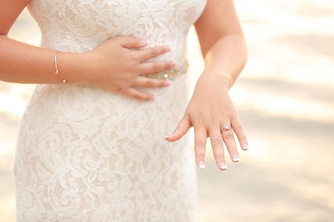 Hanalei Bay Elopement by Kauai Wedding Photographers www.lovewaterphoto.com #BHLDN #BHLDNBride #Kauai #BeachWedding #KauaiElopement #HanaleiBay #HawaiiWedding