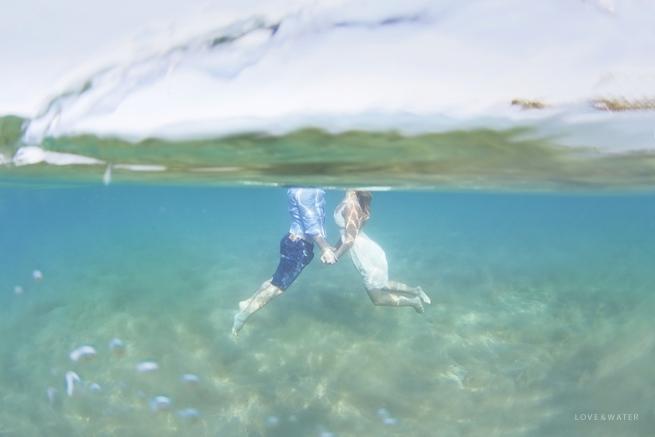 Underwater photographers Maui Hawaii