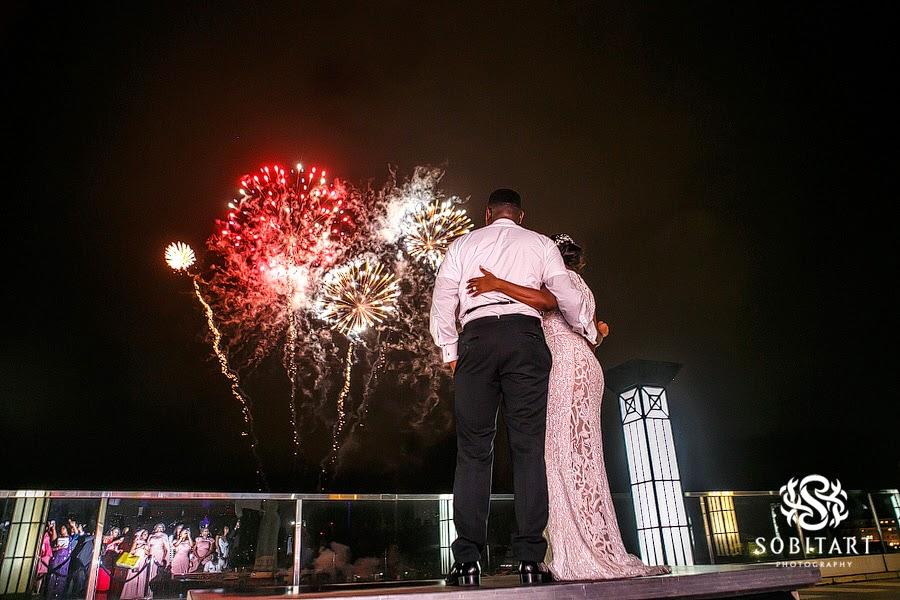 Dr Sid Simi Osomo White Wedding Loveweddingsng new24