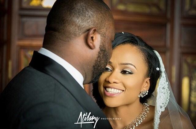 Onyinye Carter Bosah Chukwuogo Wedding - Atilary