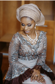 Labisi Folawiyo DIY Bridal Traditional Makeup LoveWeddingsNG