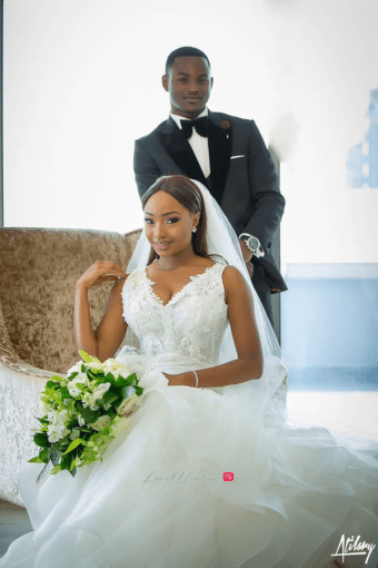Nigerian Bride and Groom Temi and Kehinde #TKTheWedding 2706 Events LoveWeddingsNG 2