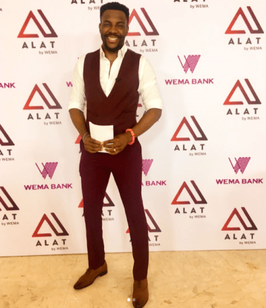Nigerian Groom Inspiration Ebuka Obi Uchendu Alat NG Launch & Wema Bank's 72nd Anniversary LoveWeddingsNG