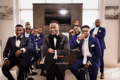Nigerian Groom and Groomsmen Temi and Kehinde #TKTheWedding 2706 Events LoveWeddingsNG 1