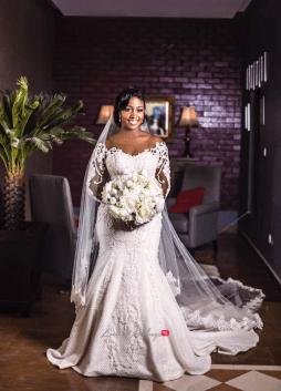 Nigerian Bride #TheIgbinedion17 #DBK2017 TrendyBE Events LoveWeddingsNG