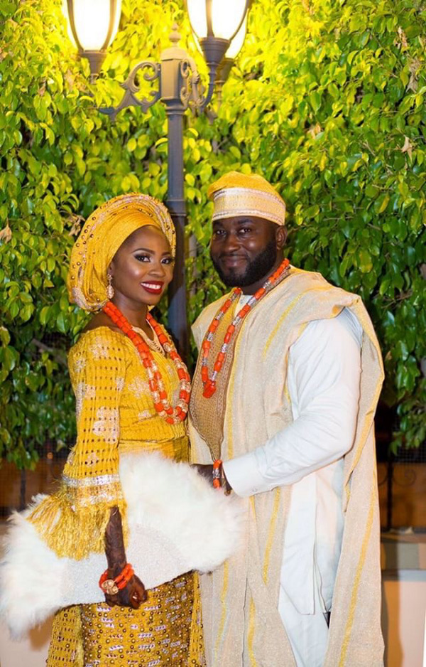 Nigerian Wedding Trend 2017 Bride in Multiple Outfits Traditional Wedding LoveWeddingsNG 5