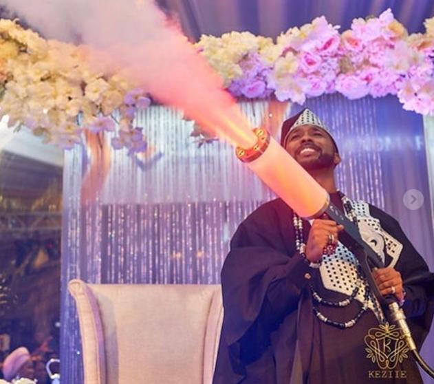 Nigerian Wedding Trends 2017 Fog Guns LoveWeddingsNG