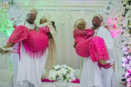 Nigerian Wedding Trends 2017 Twins Getting Married on the Same Day LoveWeddingsNG