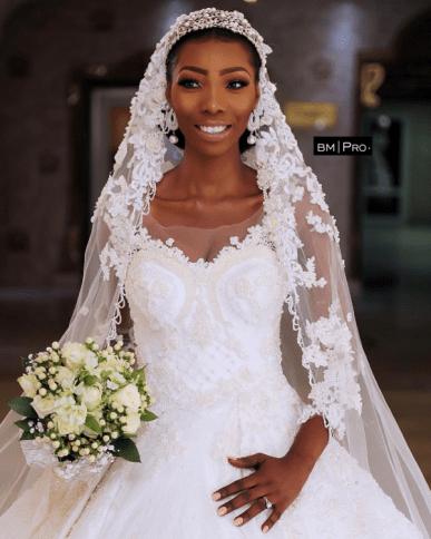 Nigerian Bridal Makeup Ms Makor Banke Meshida Lawal #Alfreds2017 LoveWeddingsNG 5