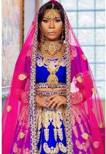 Nigerian Hot Wedding News Rhonkefella South Asian Bridal Inspiration LoveWeddingsNG 1